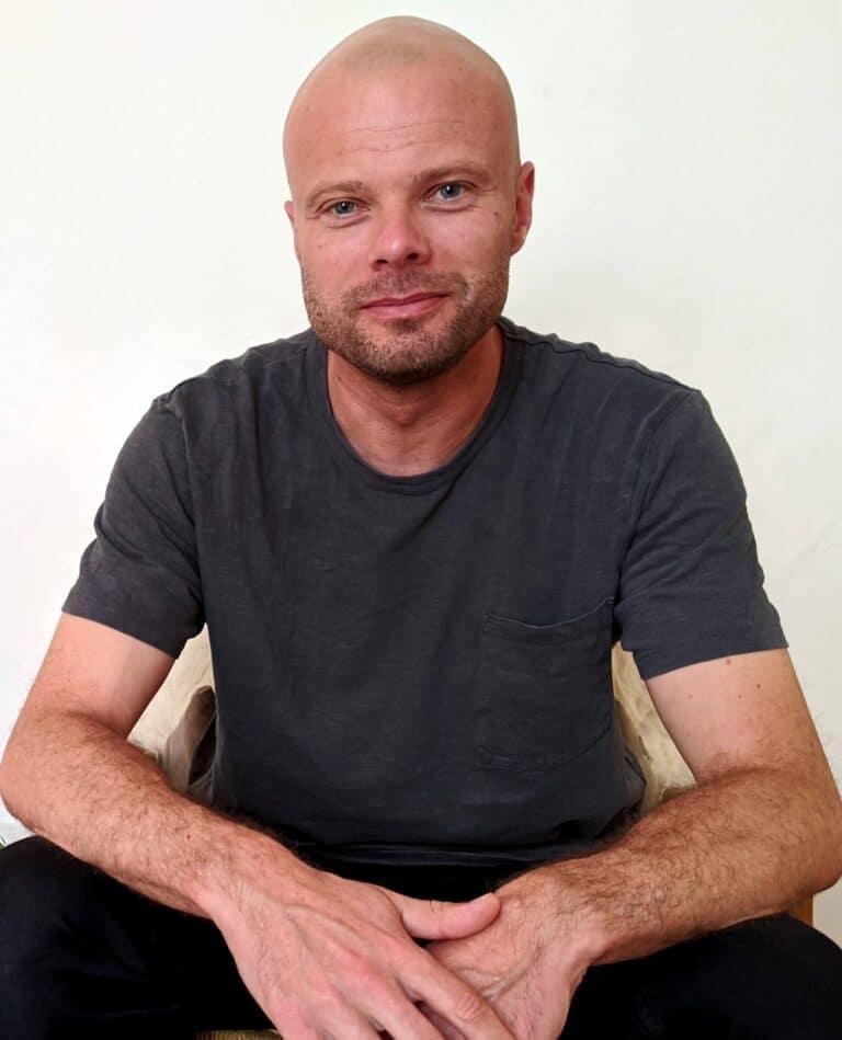 Kognitiv psykolog Christopher Smith